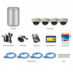 caméra de surveillance le kit pour installation personnelle