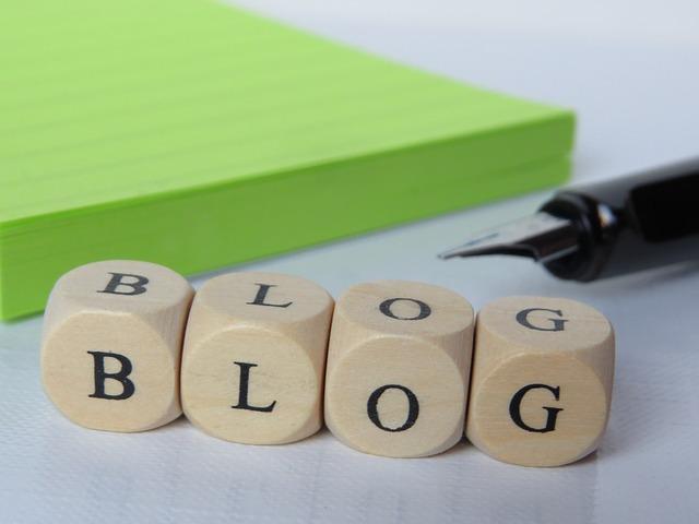 le blogging pour une promotion mondiale sur internet